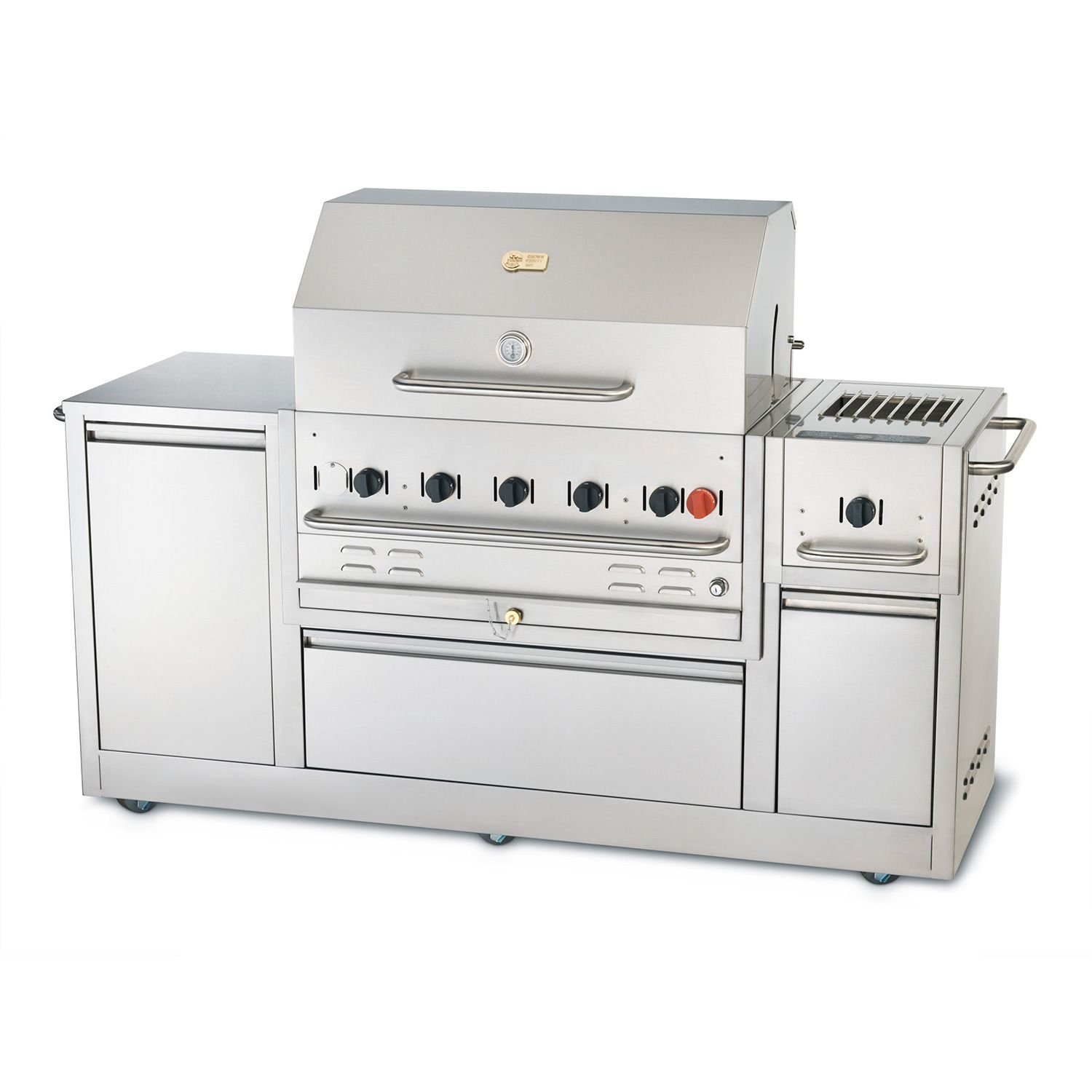 Crown Verity Cooking Island Elite Package