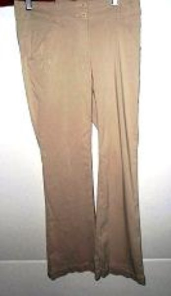 Pre-owned CLARITY Women's Beige Jeans Size M