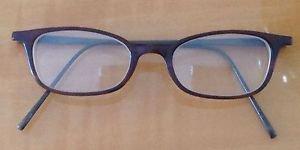 NOS Vintage MATSUDA Plastic & Metal Frame Eyewear Style # 10316 Made in Japan