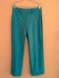 EUC ELITE Wool Blend Women's  Trousers SZ W 28 L 22''