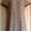 NWOT Jason Wu for Target White & Black Patterned Silk Shift Dress Sz S SOLD OUT