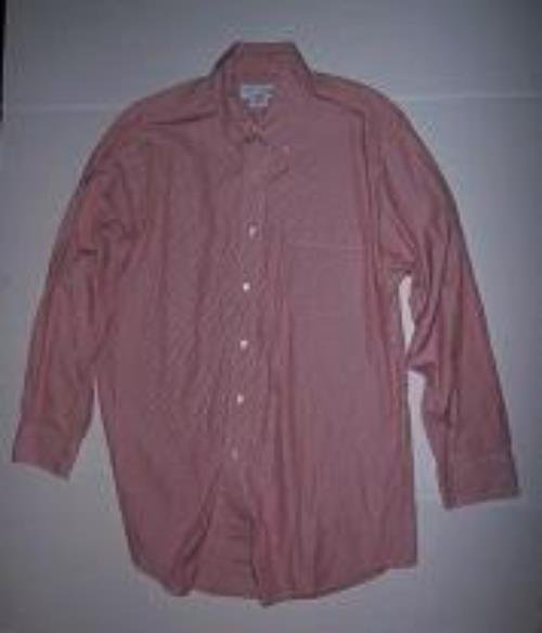 Pre-owned BROOKS BROTHERS Women's Red/White Polo Shirt Size 16-32