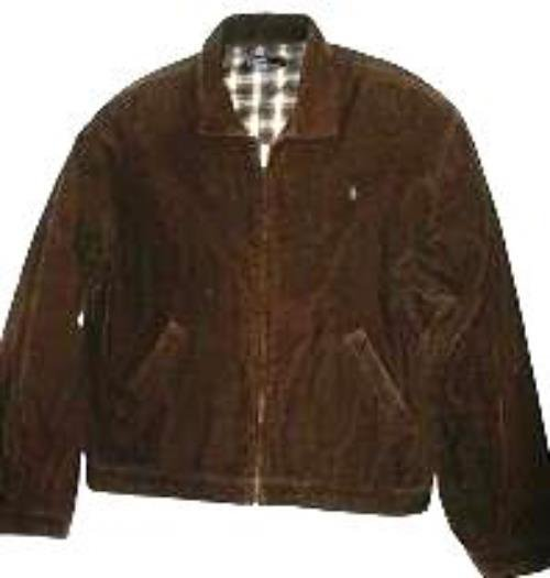 Pre-owned POLO BY RALPH LAUREN  Brown Corduroy Jacket Size L