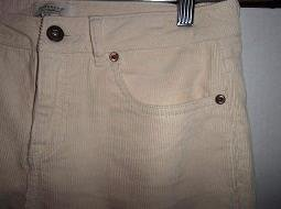Pre-owned FOREVER 21 Women's Light Beige Jeans Size 28