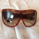 VTG Salvatore Ferragamo Toirtoiseshell Print w Leopard Zebra Print Sunglasses