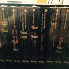 Lincoln Center Video Presents: Boxed Set (9) VHS tapes Live Concert NYC  Ballet