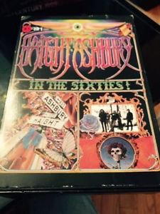 HAIGHT-ASHBURY IN THE SIXTIES 2 Cd BOX Set Collectible