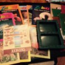 Lot of 11 ZOOBOOKS & 6 PREHISTORIC ZOOBOOKS w/ Case & Poster INCOMPLETE SET