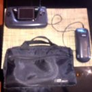 VTG SEGA Game Gear  Case Rechargeable Battery Pack *FOR PARTS NOT WORKING*