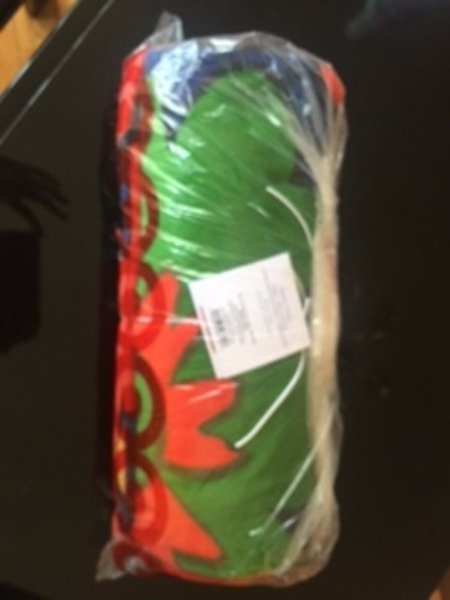 NWT MARIMEKKO for Target Beach Towel- Kukkatori Print- Floral Design Cotton