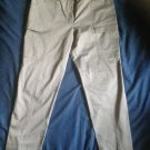 NWOT DKNY Gray Women's Pants SZ 14  Made in USA