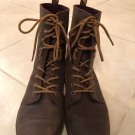 NWOB Dr. Marten's Tehani Dark Brown Boots SZ 8  Eclectic Collection SOLD OUT