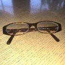 MIU MIU Tortoiseshell Frames Fashion Style # VMU14A 2BH-101 50mm-17mm-135mm