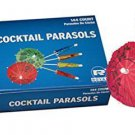 Royal Paper Cocktail Umbrella Parasols -144 Count
