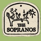 'THE SOPRANOS' Weatherproof Everlasting PLAQUE & hanger