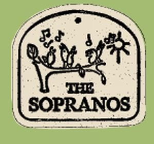 'THE SOPRANOS' Weatherproof Everlasting PLAQUE & hanger