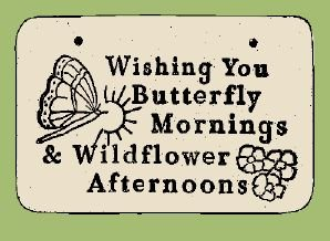 'WISHING YOU ...' Weatherproof SAYINGS Sign/Plaque