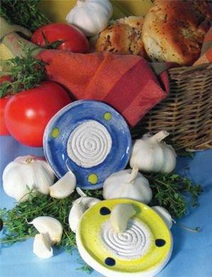 GREAT WAY TO grate your Garlic! NEW Garlic Rub