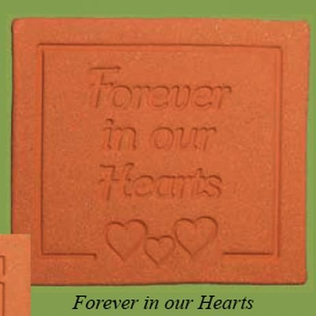 'FOREVER IN OUR HEARTS' Everlasting PET MEMORIAL