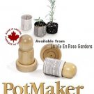POT MAKER - Make your own plant pots from newspaper!