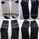 3 Pairs Assorted Boys/Mens Socks Size 7- 9 for Casual Wear by Teknowear
