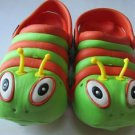 NewFashion Children Boy/Girls/Kids/Toddler's Cute Caterpillar Flat Sandals/Shoes