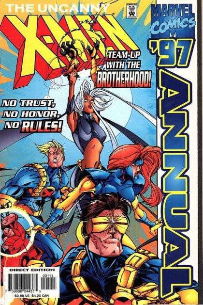 The Uncanny X-Men Annual 1997