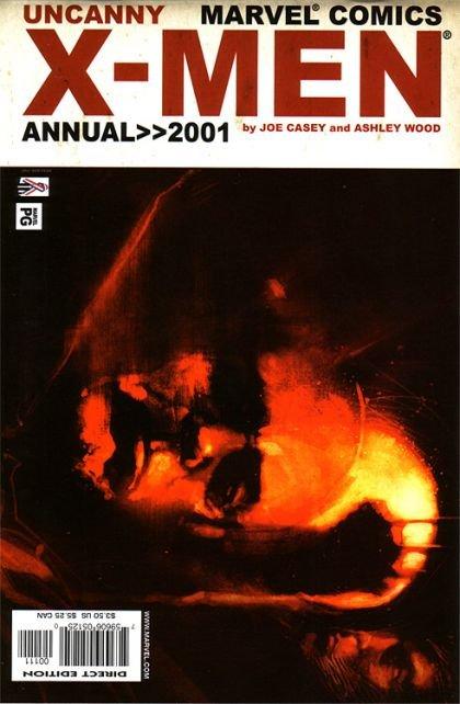 The Uncanny X-Men Annual 2001