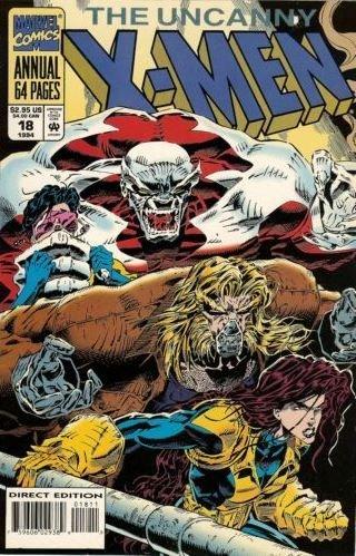 The Uncanny X-Men Annual #18