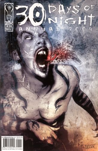 30 Days of Night Annual #1