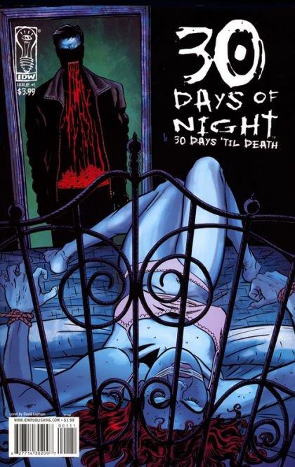 30 Days of Night: 30 Days Til Death #1