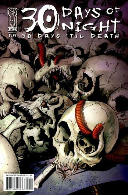 30 Days of Night: 30 Days Til Death #2