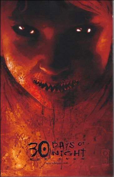 30 Days Of Night: Red Snow #1 Retailers Incentive