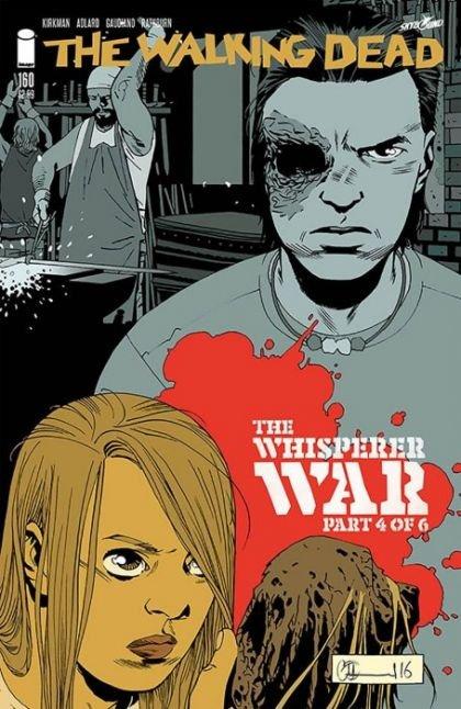 The Walking Dead #160 A