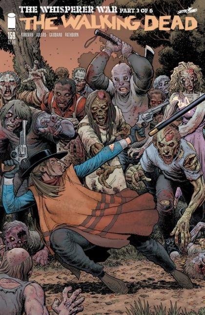 The Walking Dead #159 B