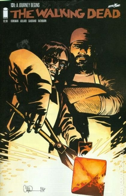 The Walking Dead #131