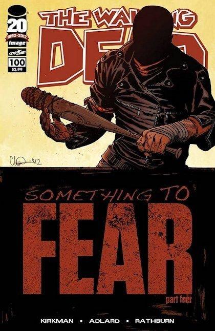 The Walking Dead #100 A