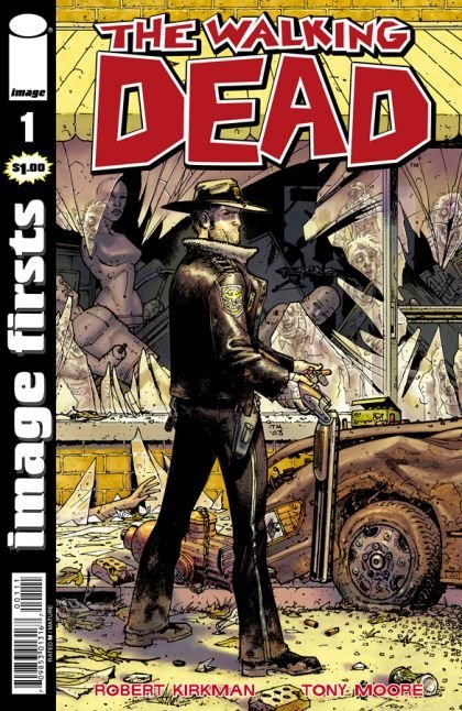The Walking Dead #1D Image First