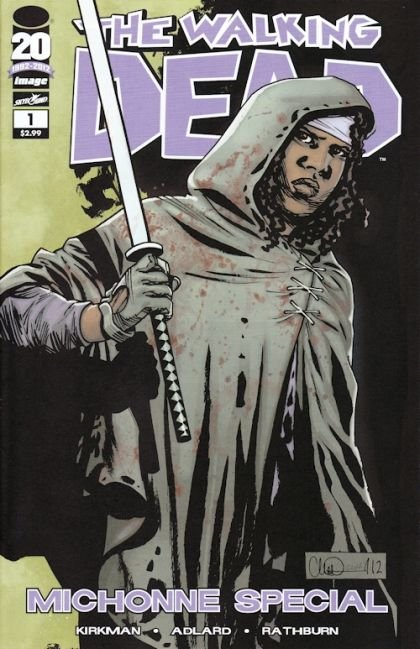 The Walking Dead: Michonne Special #1