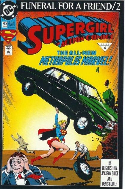 Action Comics, Vol. 1 #685 A