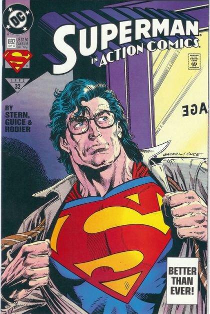 Action Comics, Vol. 1 #692