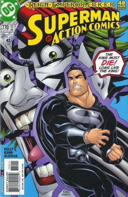 Action Comics, Vol. 1 #770