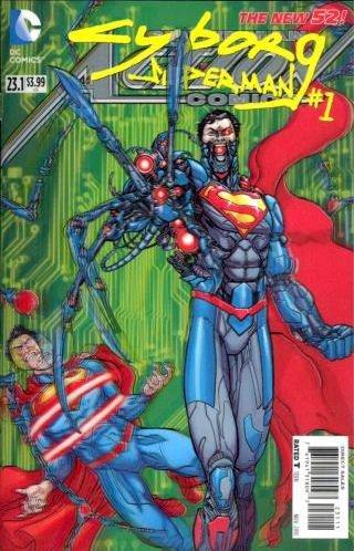 Action Comics, Vol. 2 #23.1 A