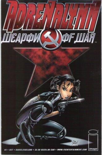 Adrenalynn: Weapon of War #2 B