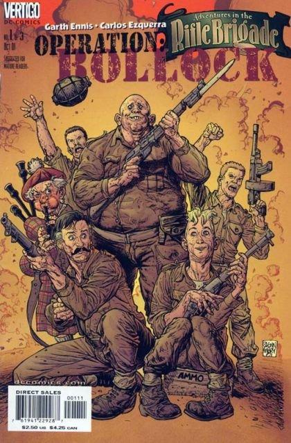 Adventures in the Rifle Brigade: Operation Bollock #1
