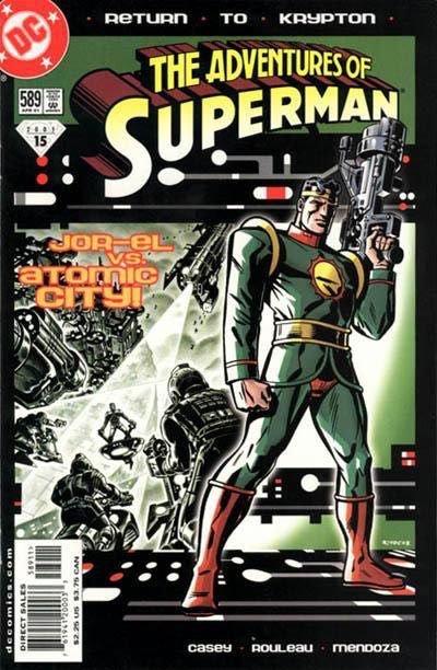 Adventures of Superman #589