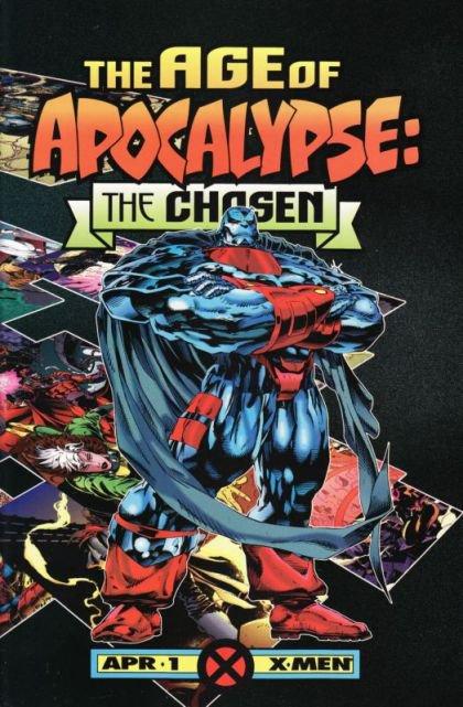 Age of Apocalypse: The Chosen #1