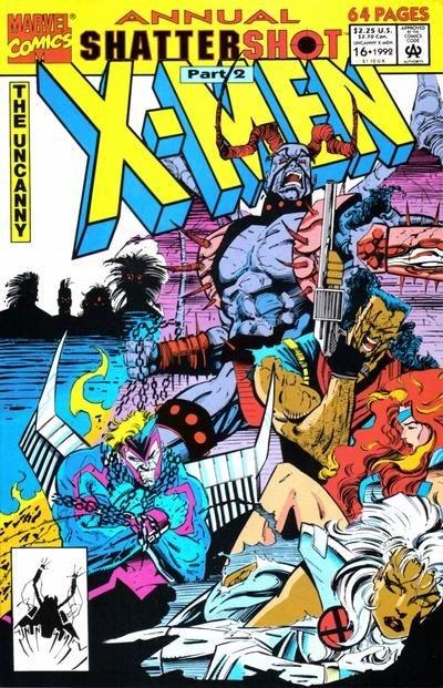 The Uncanny X-Men Annual #16