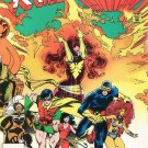 The Uncanny X-Men and the New Teen Titans #1