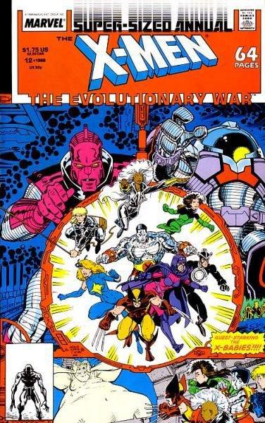 The Uncanny X-Men Annual #12